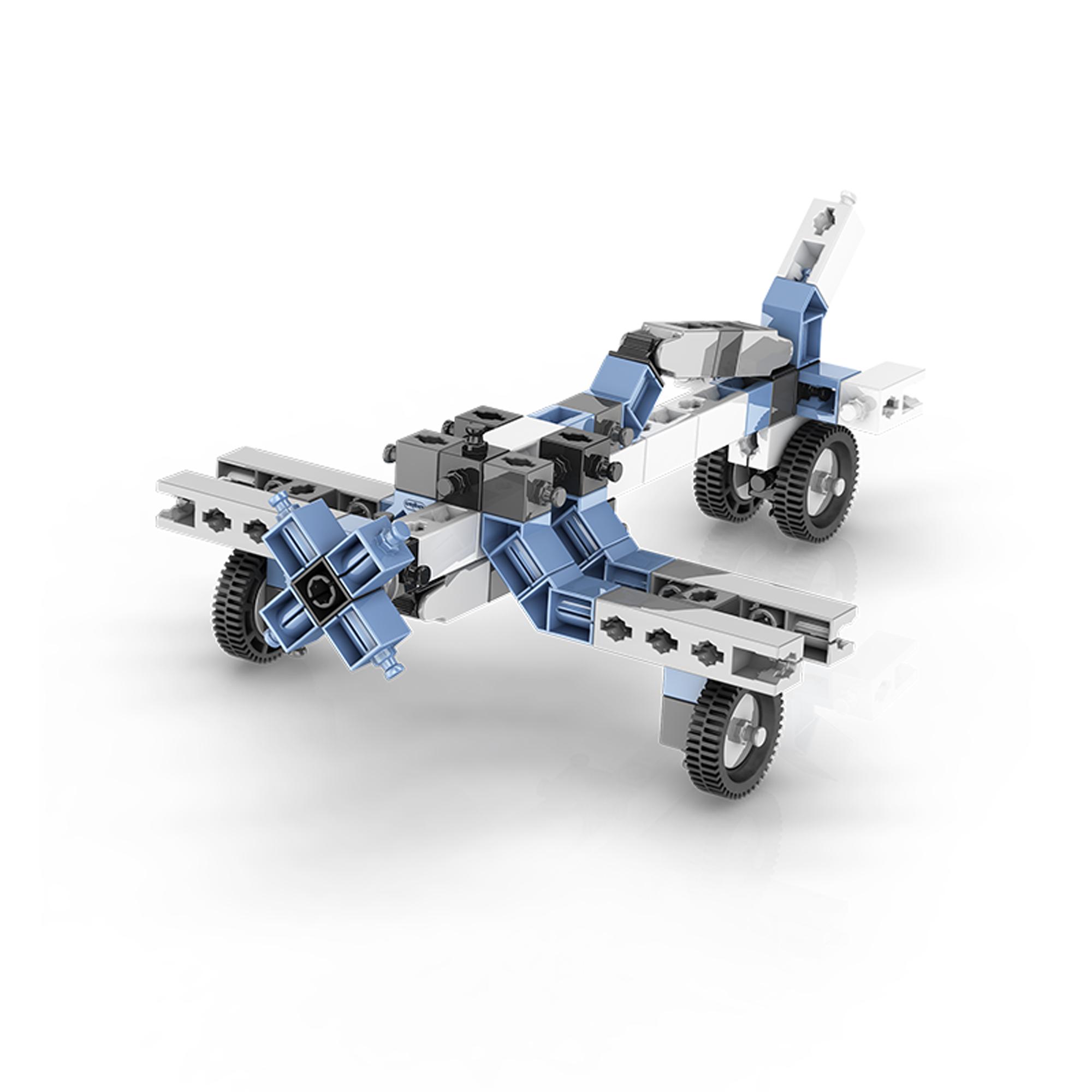 Set de constructie Inventor - 8 modele de aeronave   Engino - 4