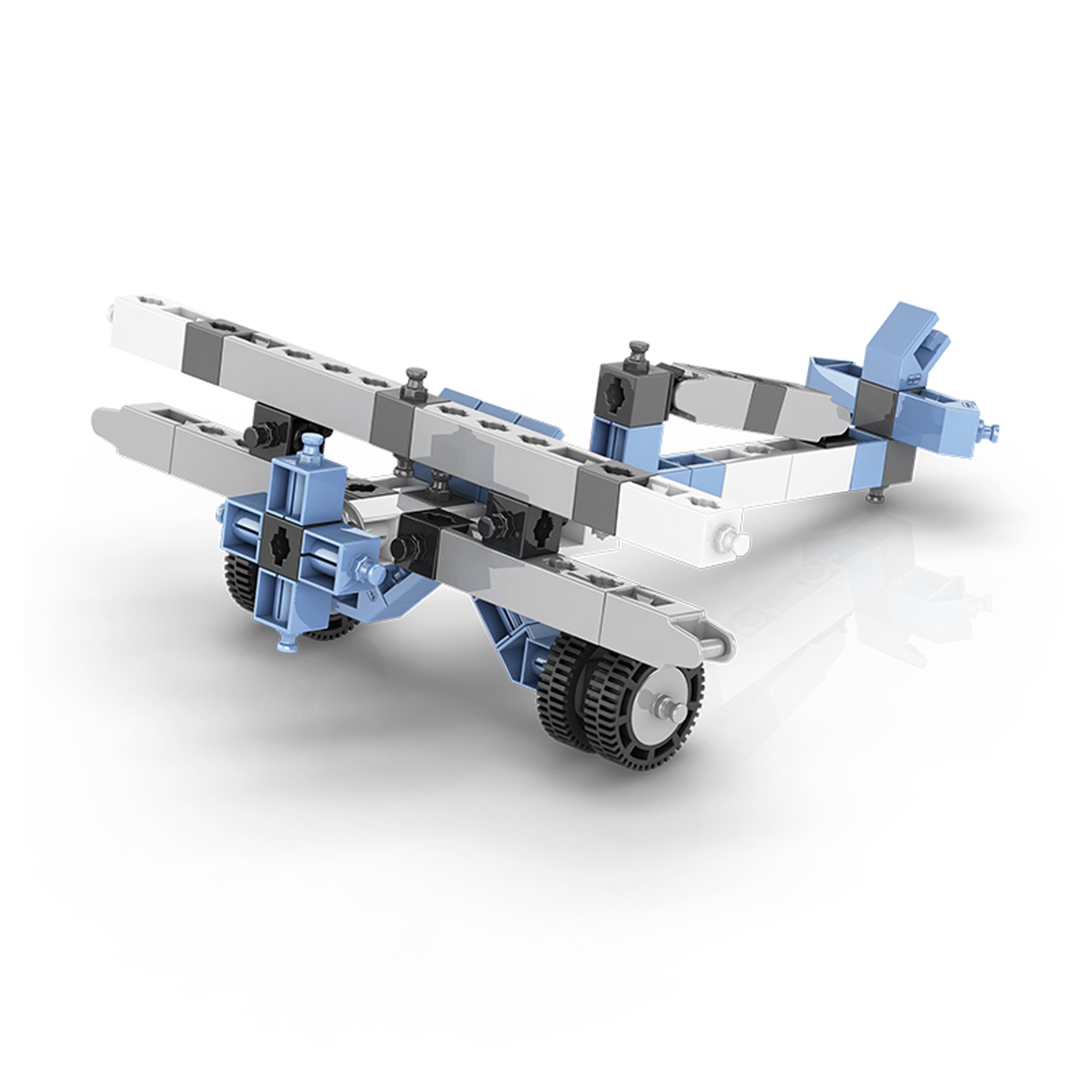 Set de constructie Inventor - 8 modele de aeronave   Engino - 3