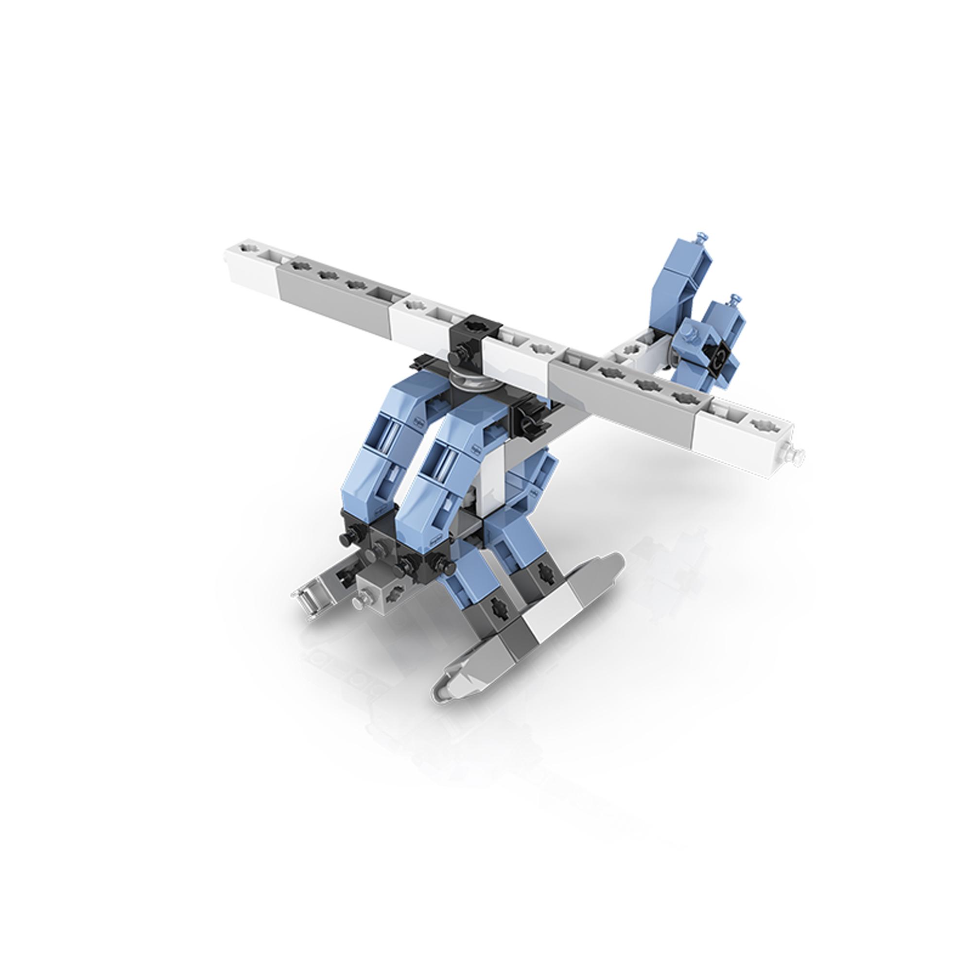 Set de constructie Inventor - 8 modele de aeronave   Engino - 1