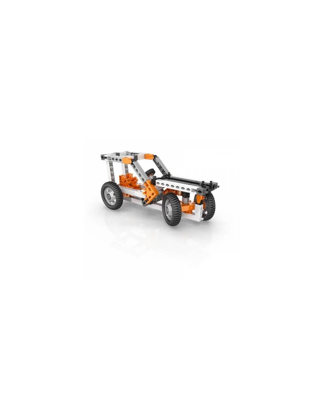 Set de constructie - STEM Wheels, Axles and Inclined Planes | Engino - 5