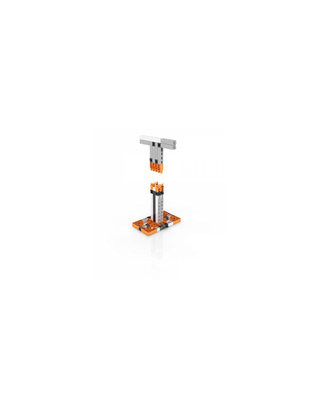 Set de constructie - STEM Wheels, Axles and Inclined Planes | Engino - 3