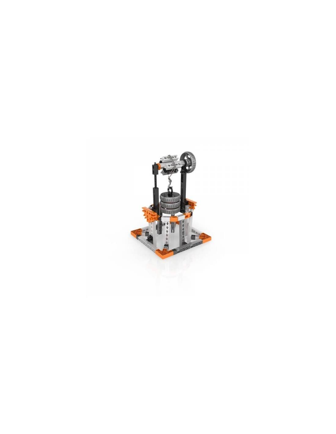 Set de constructie - STEM Wheels, Axles and Inclined Planes | Engino - 2