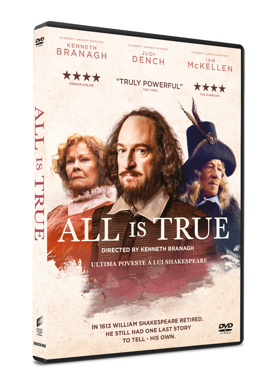 Ultima poveste a lui Shakespeare / All is True thumbnail