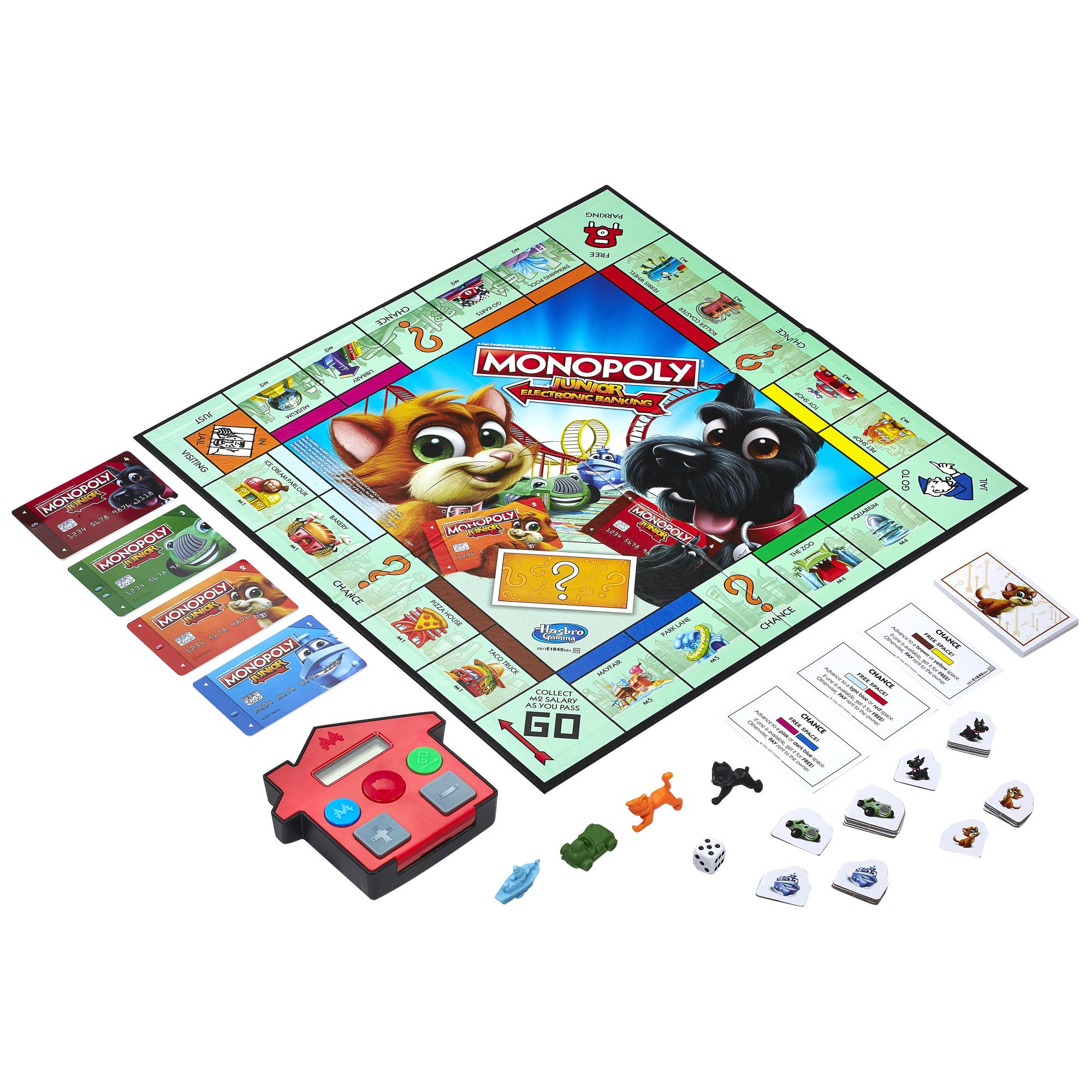 Monopoly Junior Electronic Banking | Monopoly
