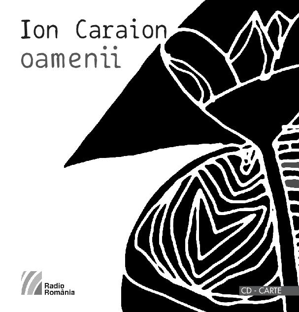 Oamenii (Carte+CD) | Ion Caraion