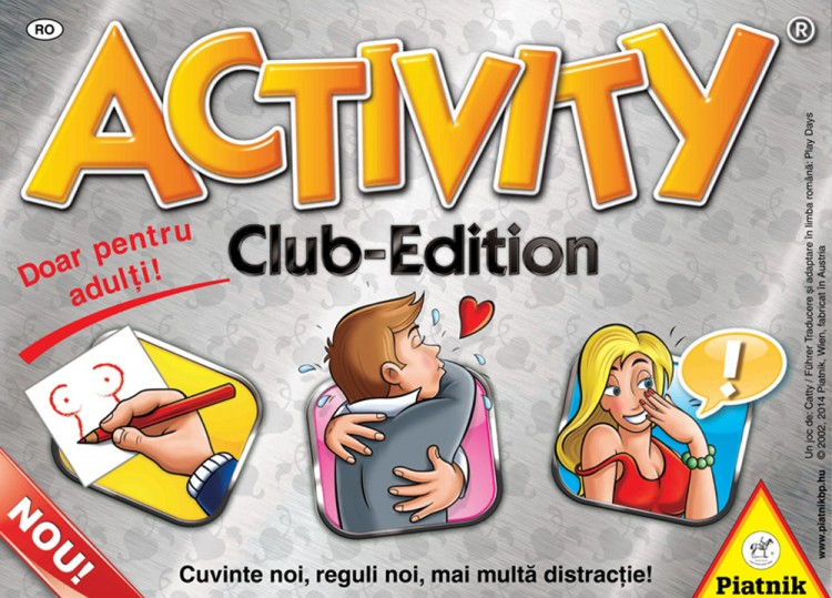 Activity Club-Edtion | Piatnik