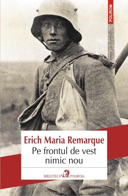 Imagine Pe Frontul De Vest Nimic Nou - Erich Maria Remarque
