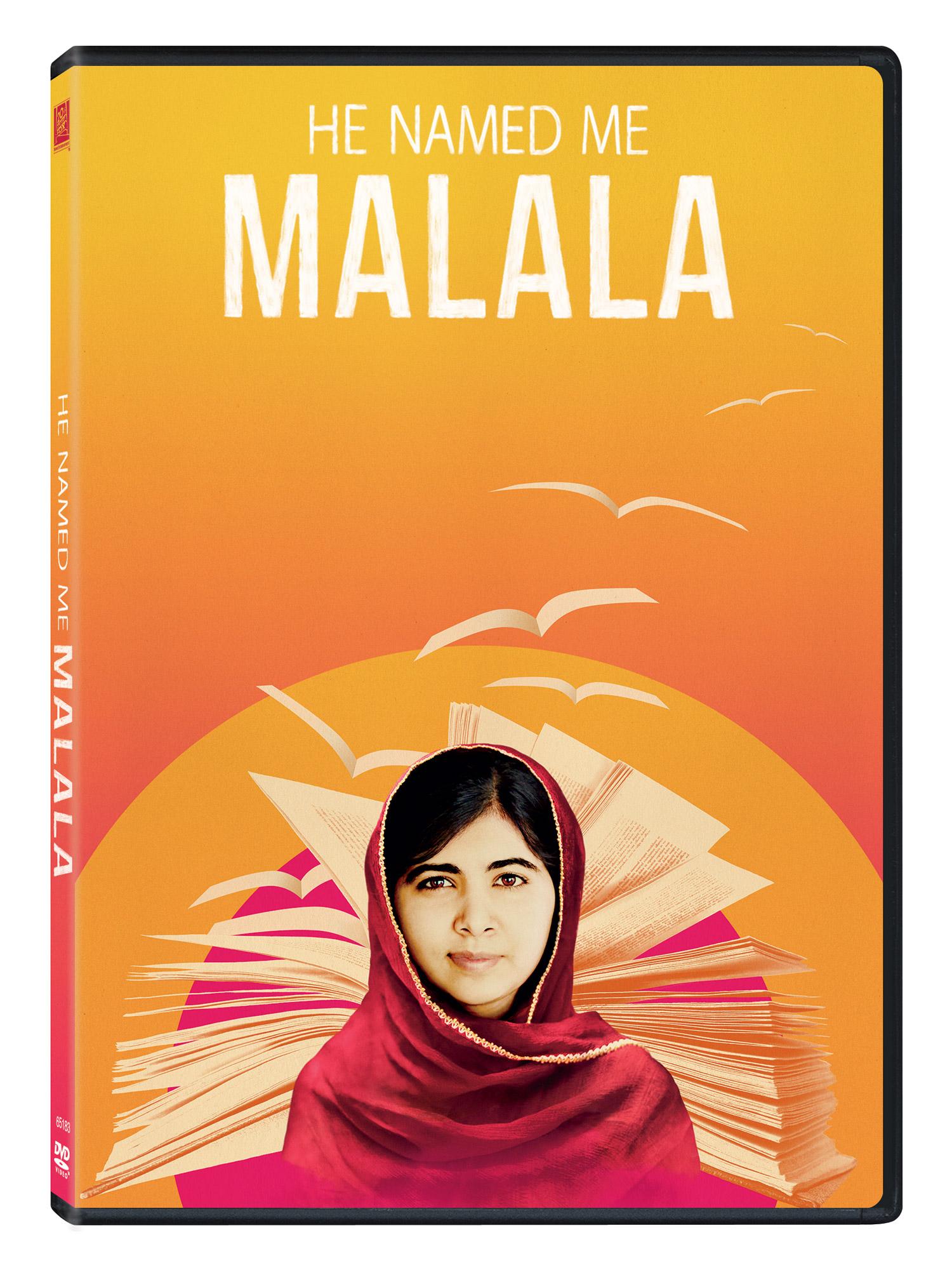 Malala / He Named Me Malala