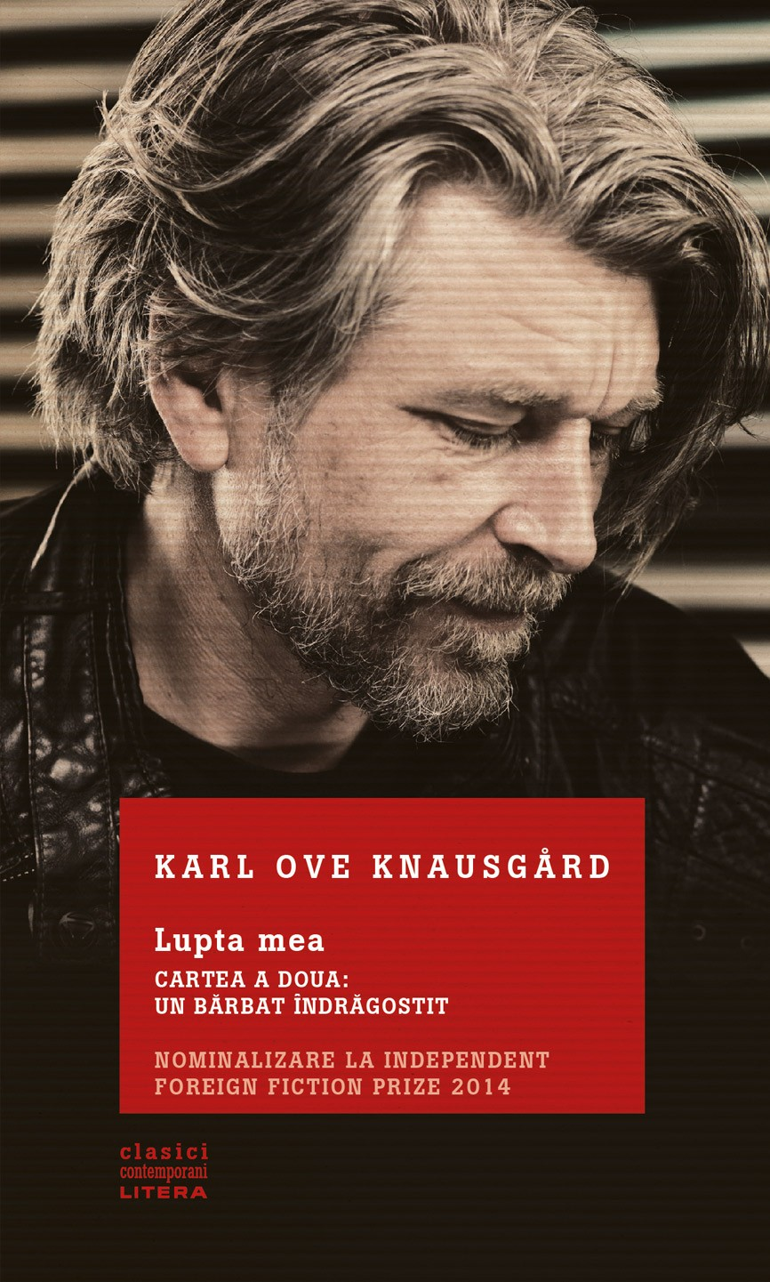 Imagine Lupta Mea - Un Barbat Indragostit - Karl Ove Knausgard