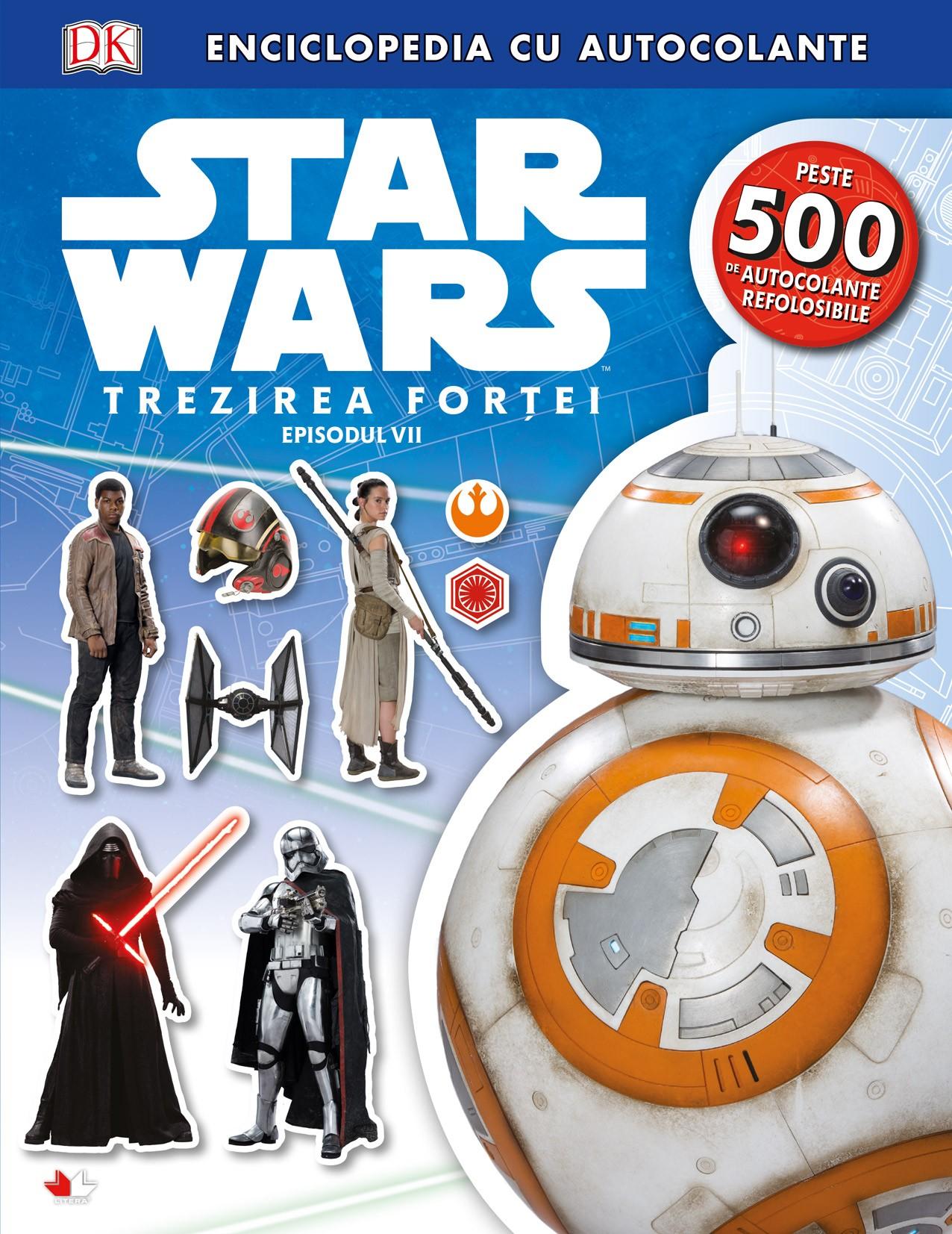 Star Wars. Trezirea Fortei - Episodul VII