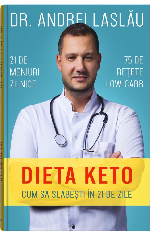 Dieta keto - Cum sa slabesti in 21 de zile thumbnail