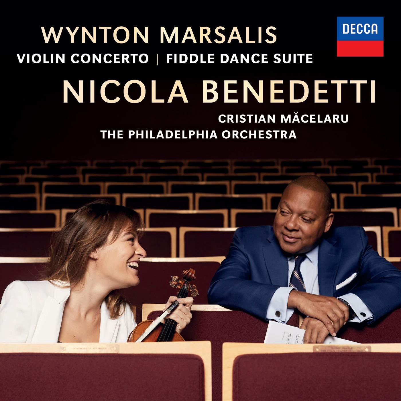 Wynton Marsalis: Violin Concerto / Fiddle Dance Suite