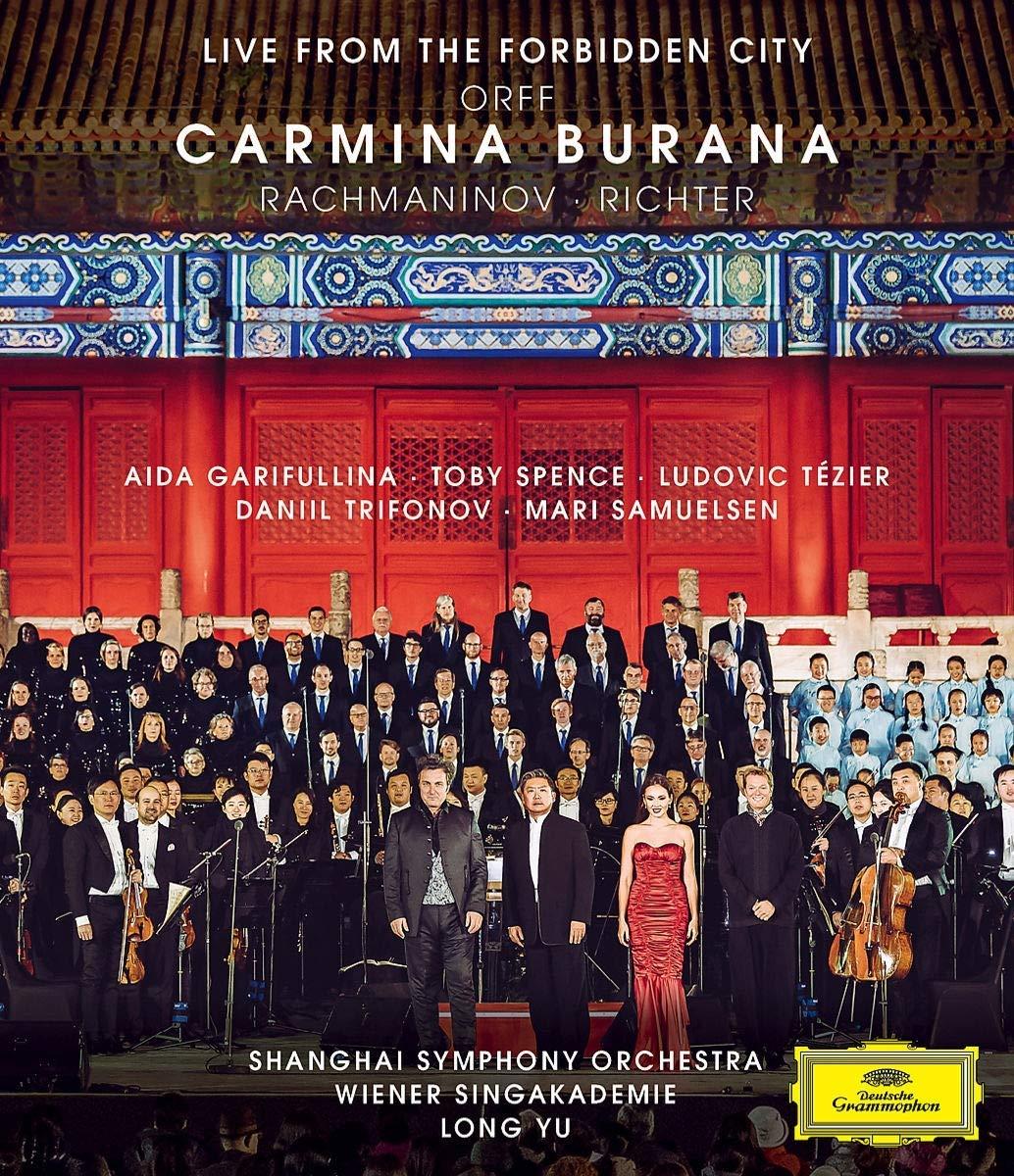 Orff - Carmina Burana. Rachmaninov. Richter (DVD)