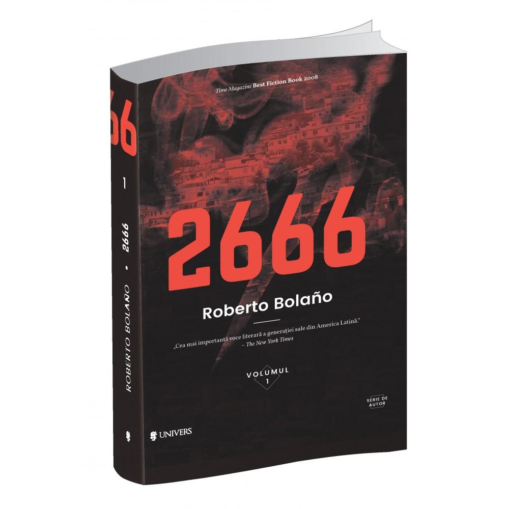 2666 - 3 Volume | Roberto Bolano