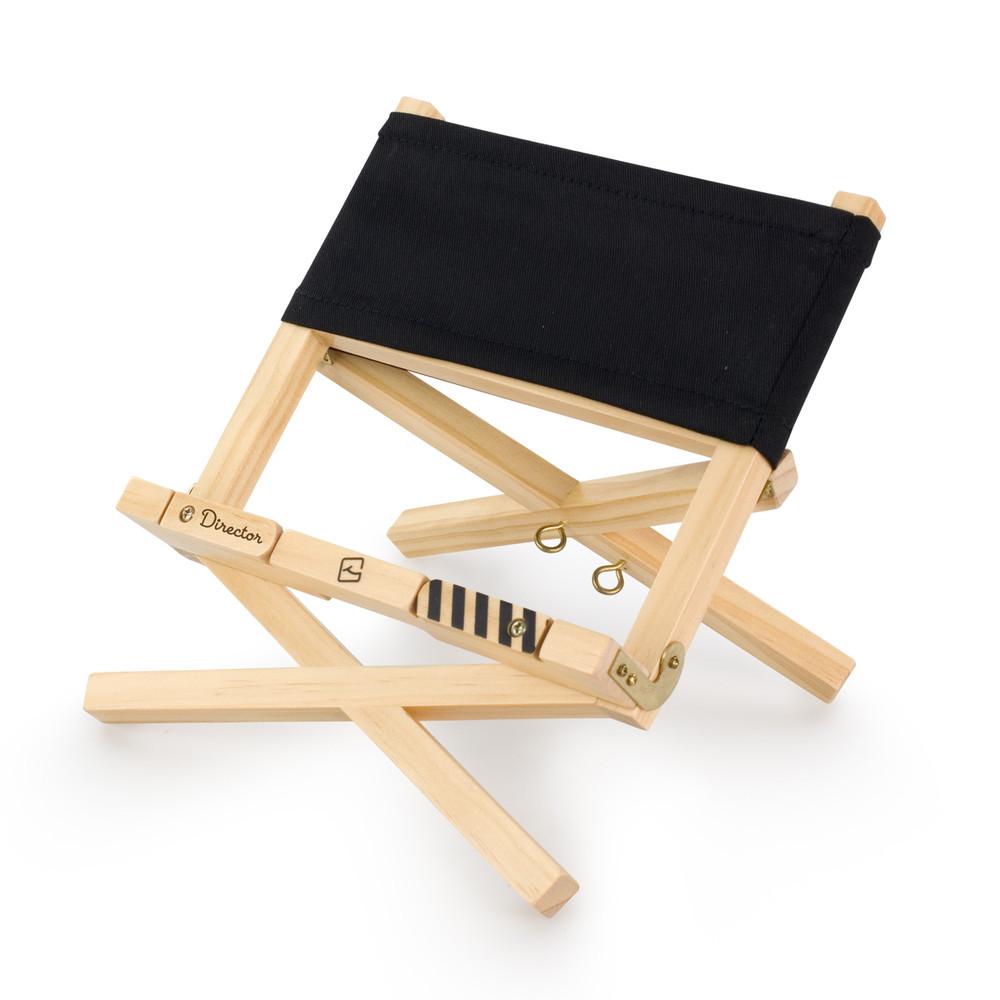 Suport de carte - Director's Chair Black Cloth
