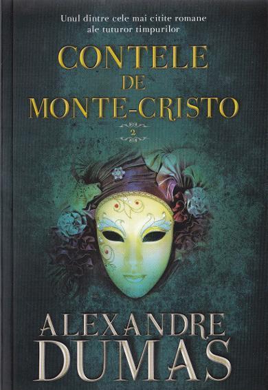 Contele de Monte-Cristo Vol. 2   Alexandre Dumas