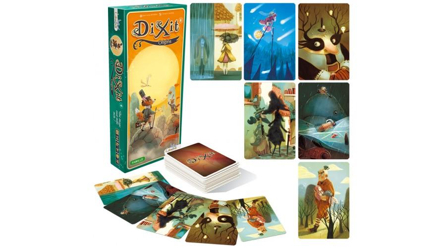 Dixit 4 - Origins | Libellud