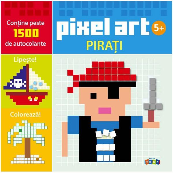 Pixel Art. Pirati