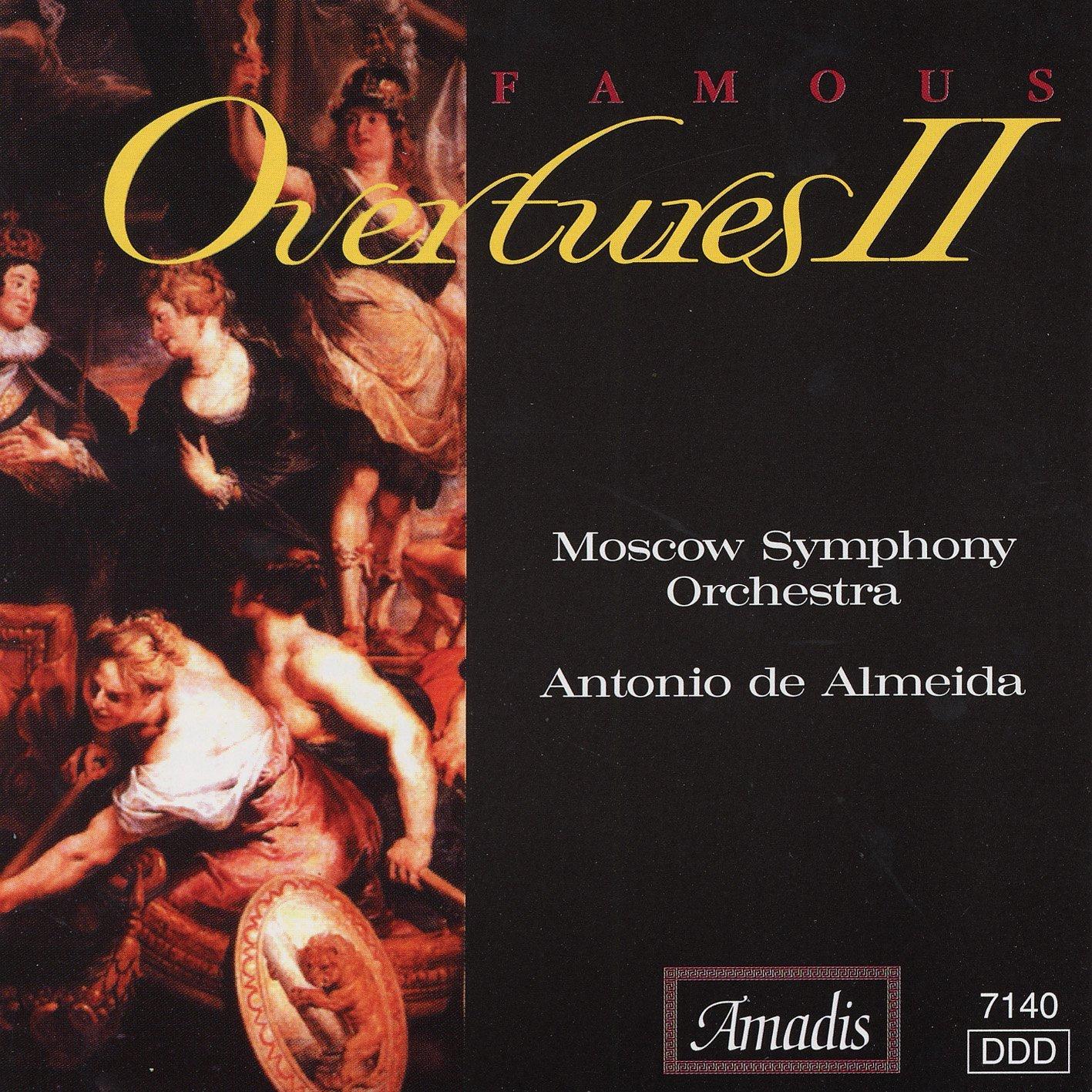 Famous Overtures Vol. 2