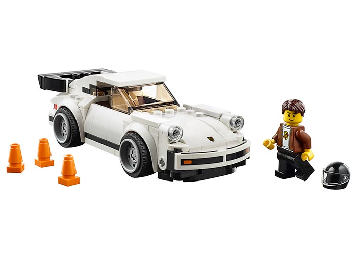 1974 Porsche 911 Turbo 3.0 (75895) | LEGO - 1