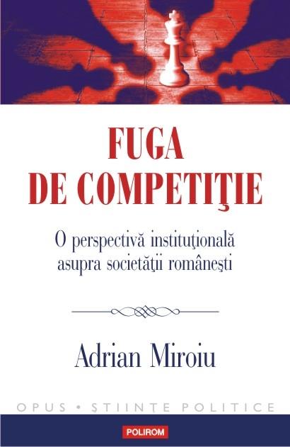 Imagine Fuga De Competitie - Adrian Miroiu