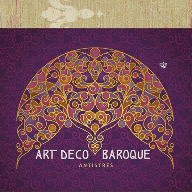 Art Deco & Baroque Antistres