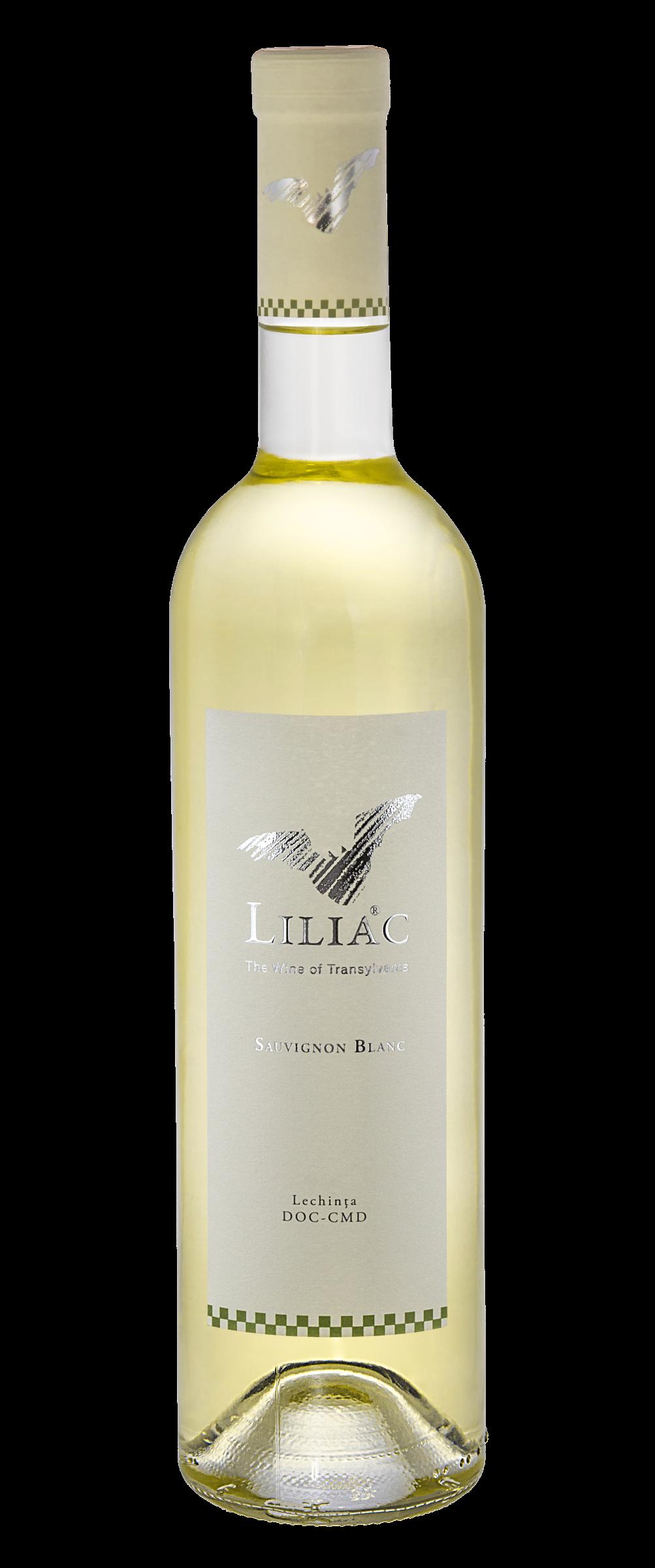 Vin alb - Liliac, Sauvignon Blanc, 2017, sec Liliac