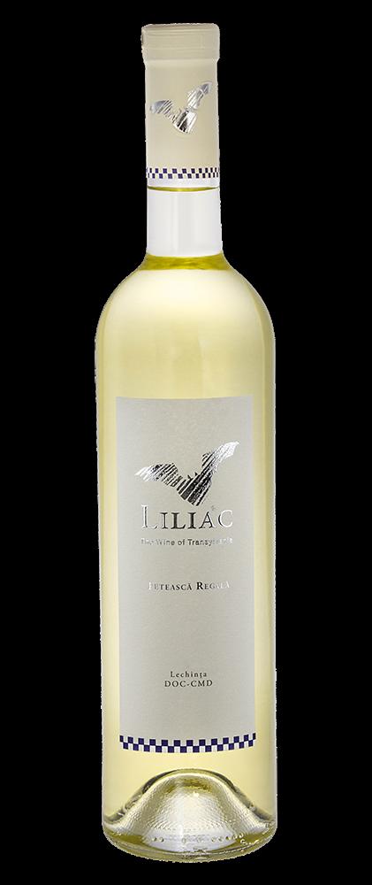 Vin alb - Liliac, Feteasca Regala, 2017, sec Liliac