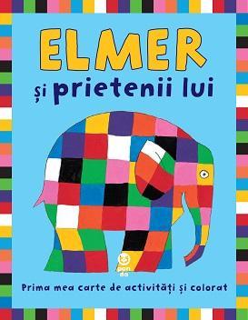 Elmer Si Prietenii Lui | David Mckee