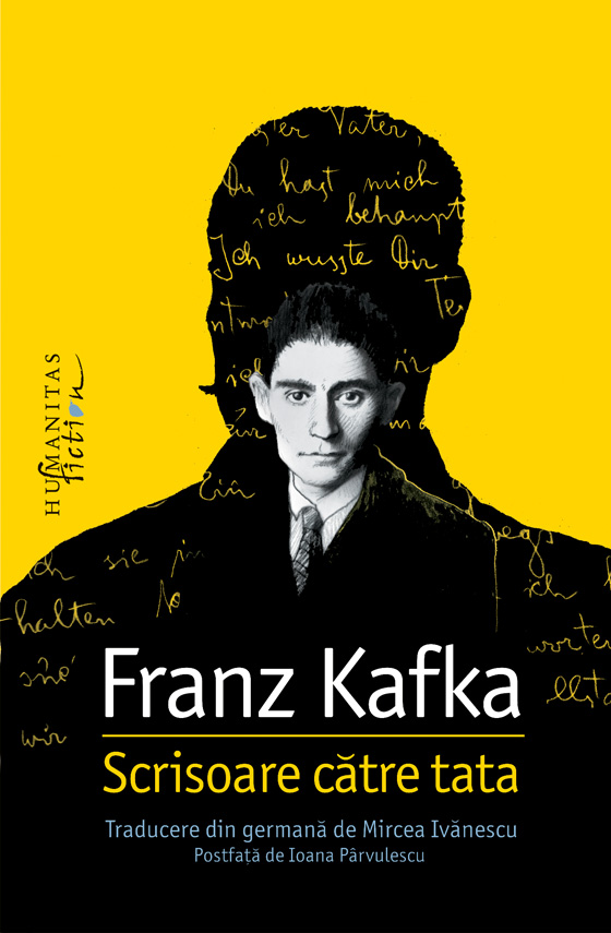 Imagine Scrisoare Catre Tata - Franz Kafka