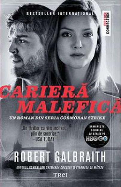 Imagine Cariera Malefica - Robert Galbraith