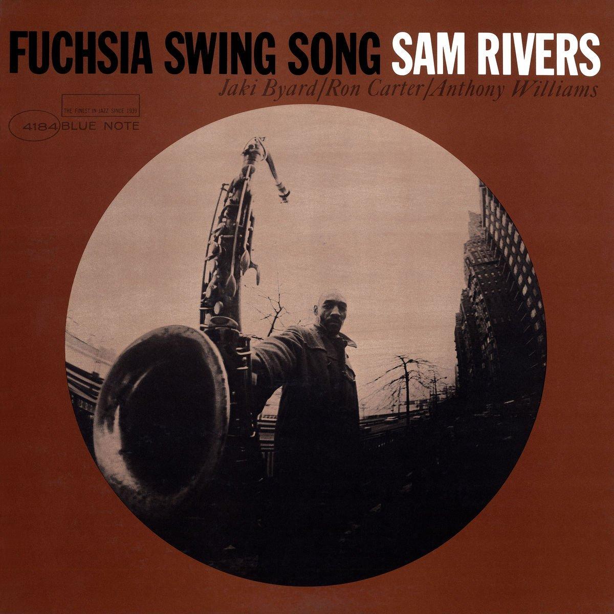 Fuchsia Swing Song - Vinyl