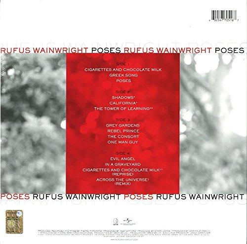 Poses - Vinyl