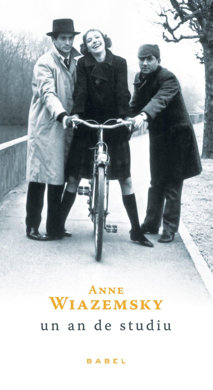 Imagine Un An De Studiu - Anne Wiazemsky