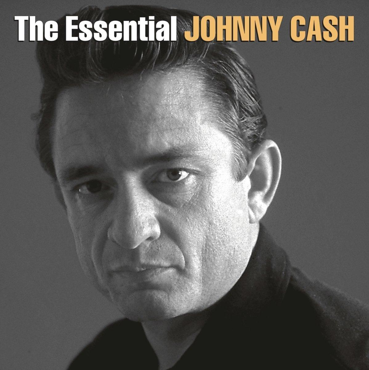 The Essential Johnny Cash - Vinyl