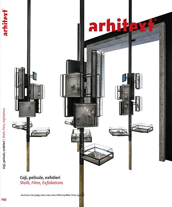Revista Arhitext Nr. 3 / 2016