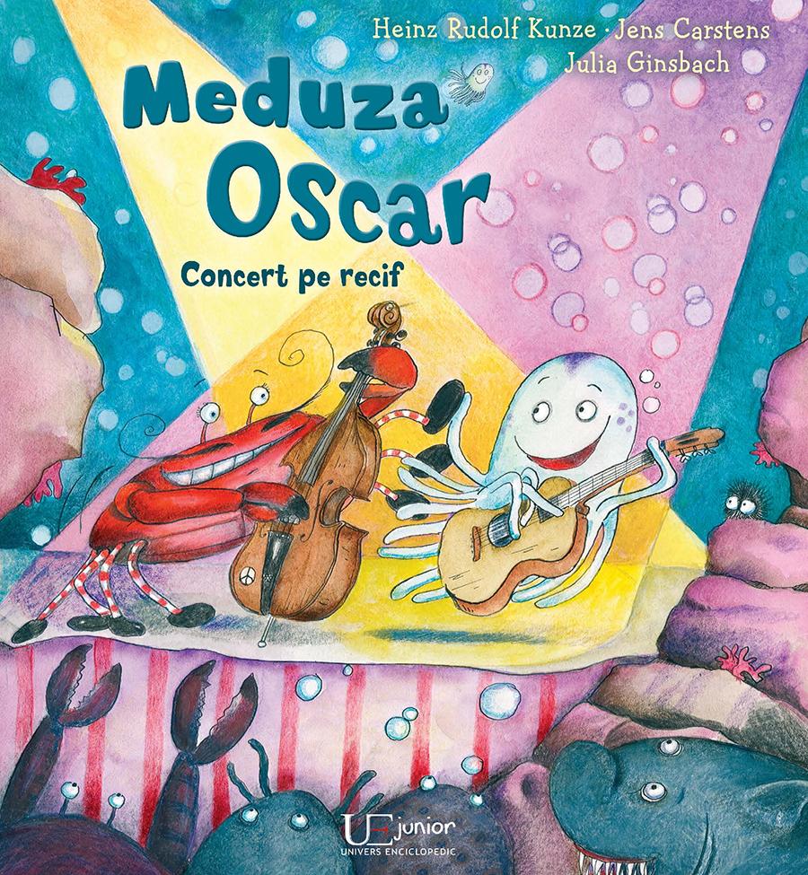 Meduza Oscar. Concert pe recif | Heinz Rudolf Kunze, Jens Carstens