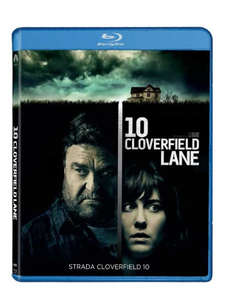 Strada Cloverfield 10 (Blu Ray Disc) / 10 Cloverfield Lane