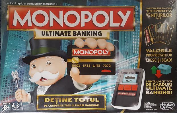 Monopoly Ultimate Banking | Hasbro