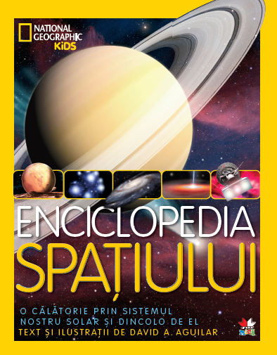 Enciclopedia spatiului | David A. Aguilar