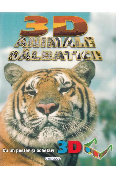 3d Animale Salbatice (poster + Ochelari) | John Starke