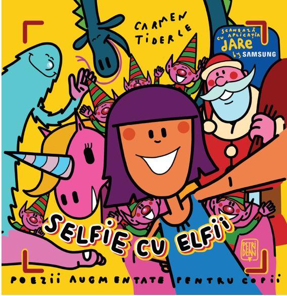 Imagine Selfie Cu Elfii - Carmen Tiderle