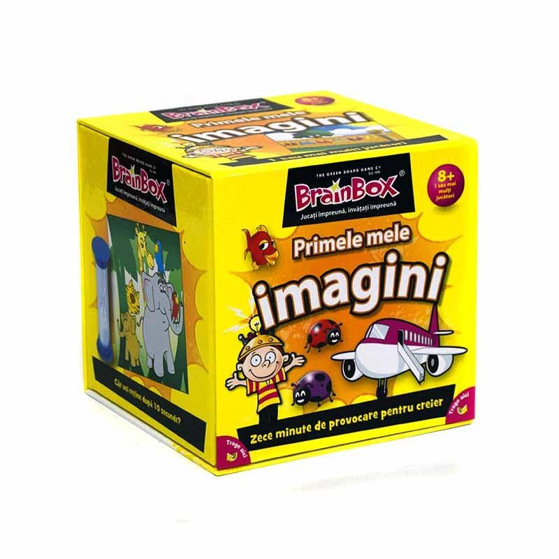 Joc - Brainbox - Primele mele imagini   Brain Box