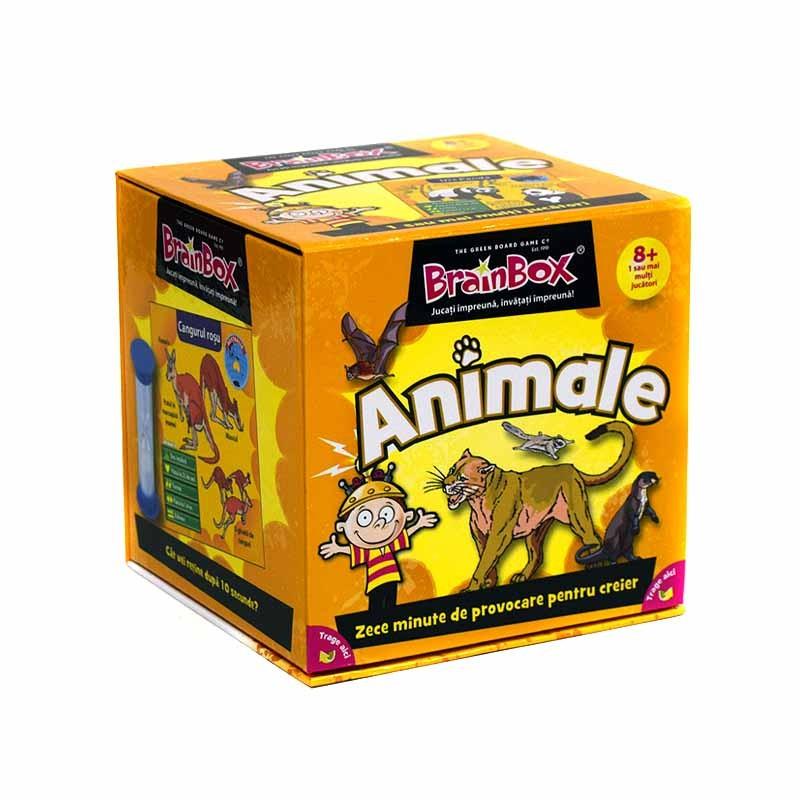Joc - Brainbox - Animale   Brain Box