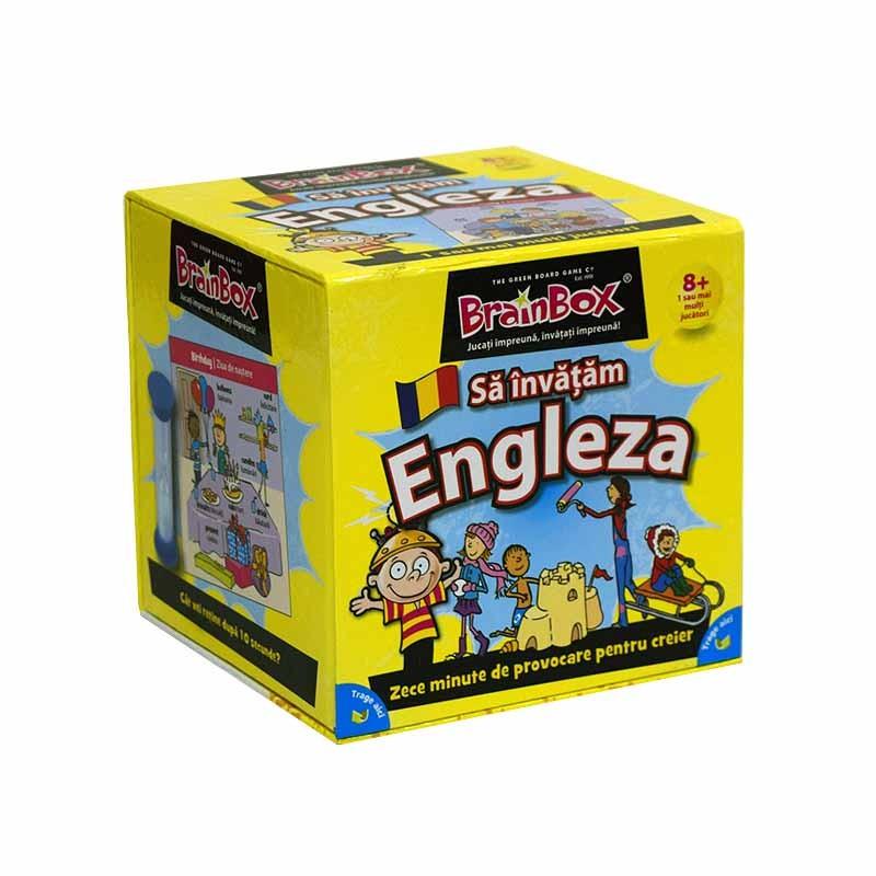 Joc - Brainbox - Sa invatam Engleza   Brain Box