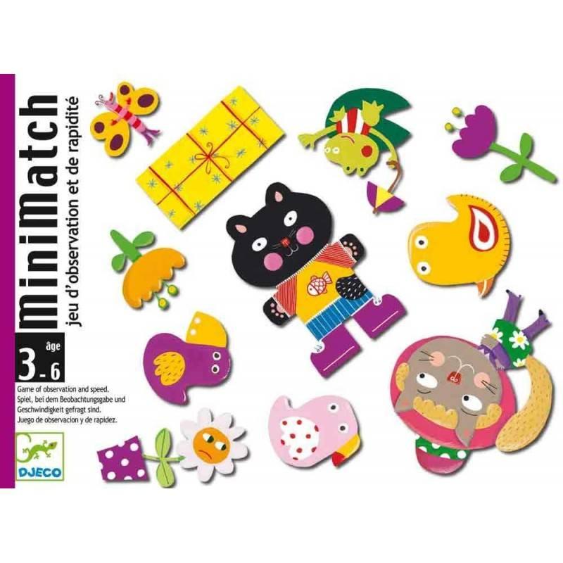 Joc - MiniMatch | Djeco