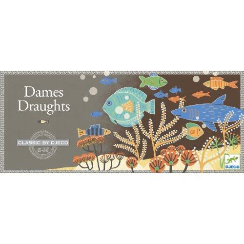 Joc - Dames Draughts | Djeco