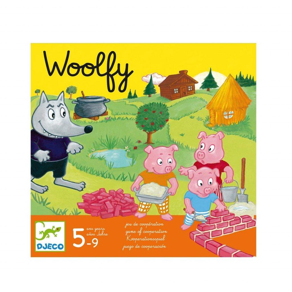 Joc - Woolfy | Djeco