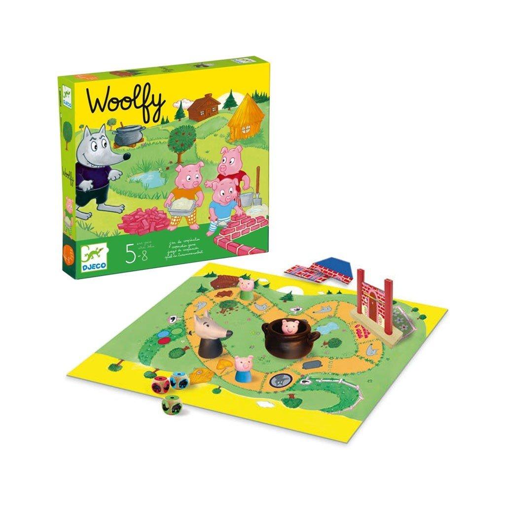 Joc - Woolfy | Djeco - 2