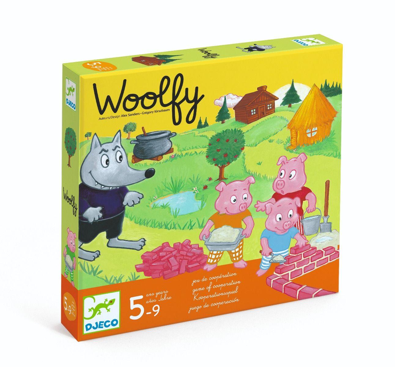Joc - Woolfy | Djeco - 1